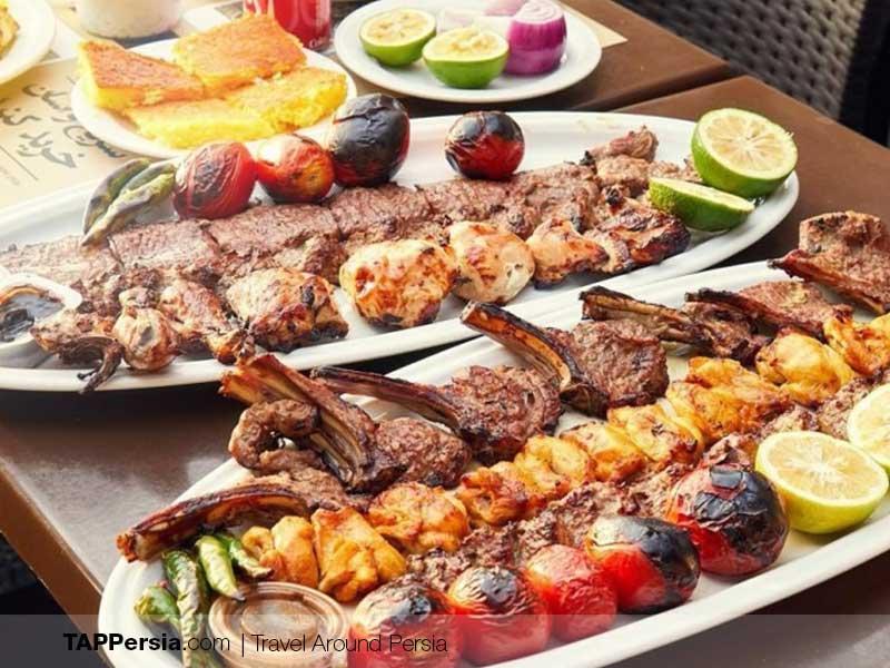 Shemroon Kebab - Best Tehran Restaurants