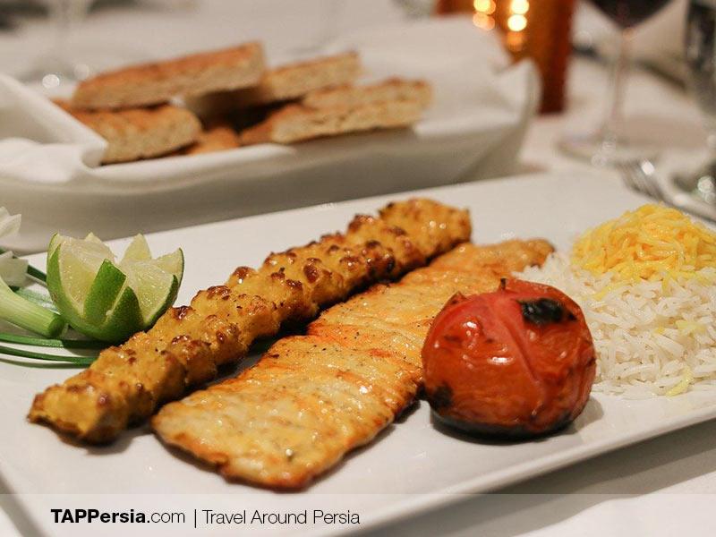 Yas - Best Tehran Restaurants