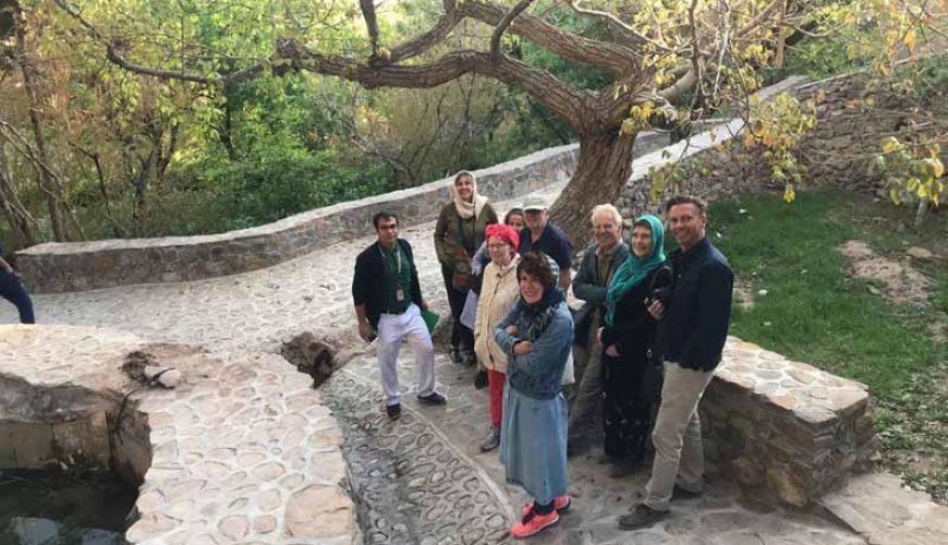 Dorbid Village - Yazd Tours
