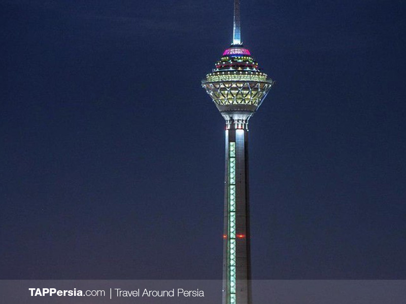 Milad Tower - Tehran Top Attractions