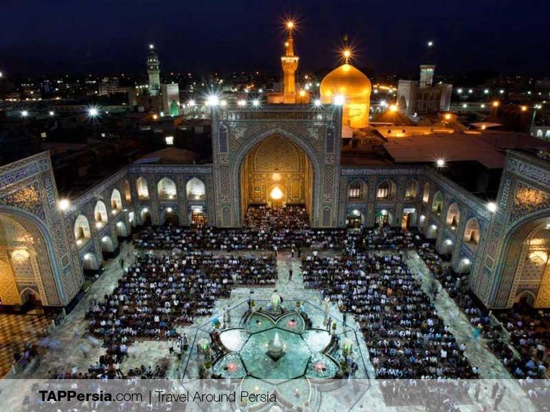 Imam Reza Holy Shrine, Mashhad - Travel Experience to Iran