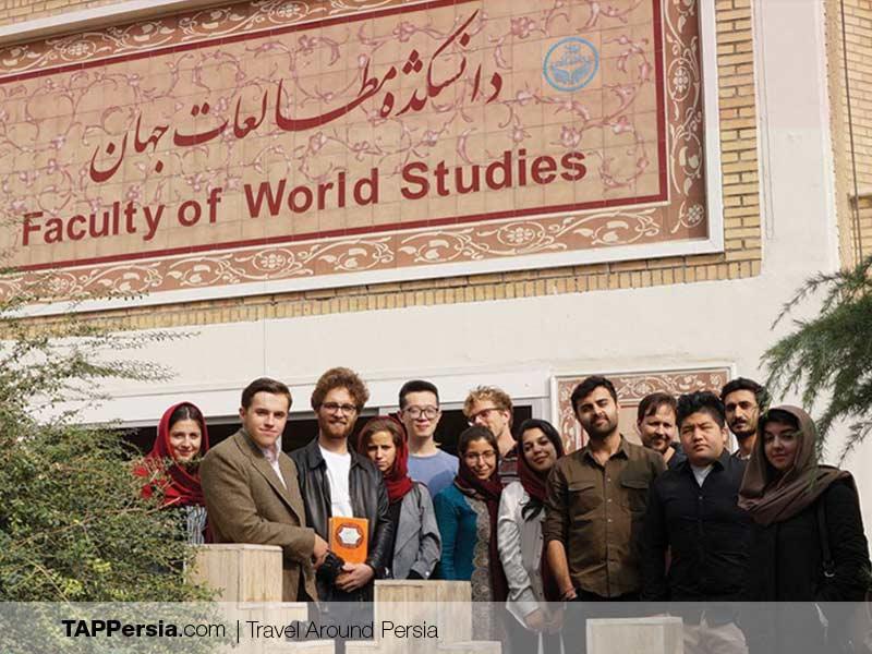 Iran Scholarship - International Students in Iranian Universities