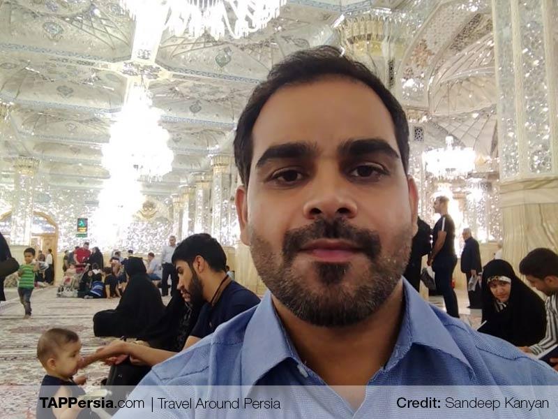 Mashhad Holy Shrine - Travel Experience to Iran