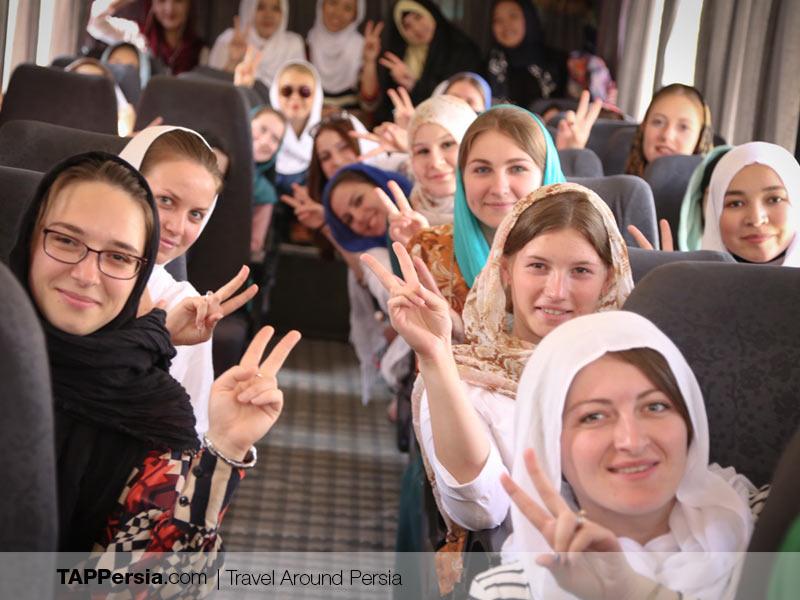 Shahid Beheshti University - International Students in Iranian Universities