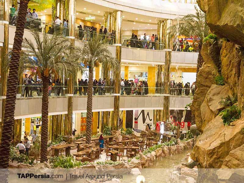 Shopping in Iran Koohsangi Park Mashhad - Travel Experience to Iran