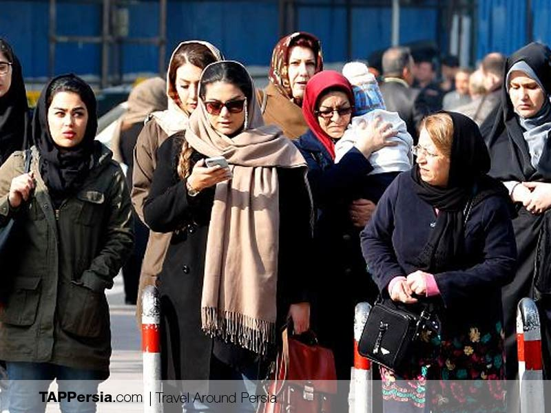 Women Dress Code in Iran - Travel Experience to Iran