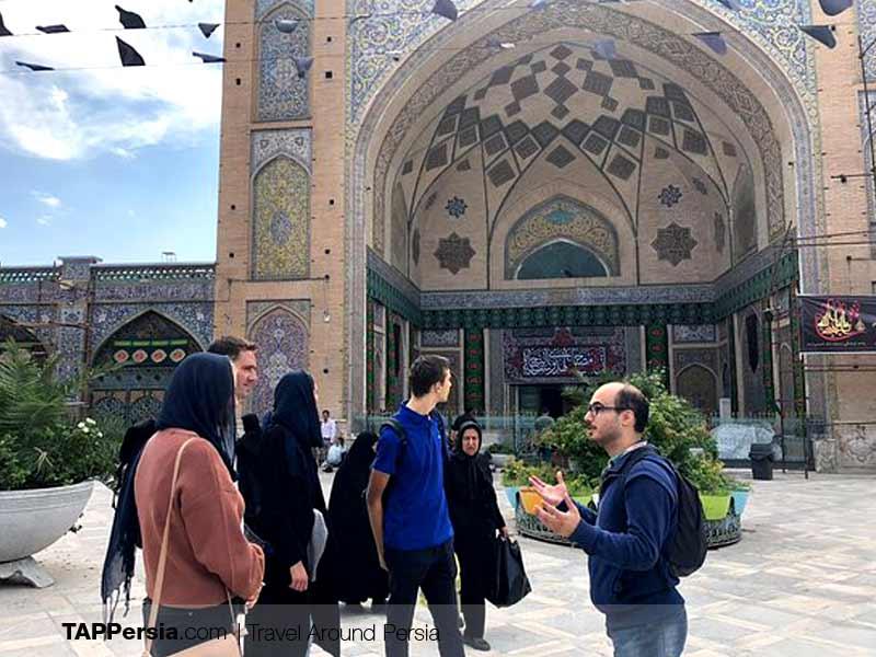 Iranian social behaviors