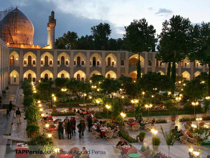 Abbasi Hotel - Best Hotels in Isfahan