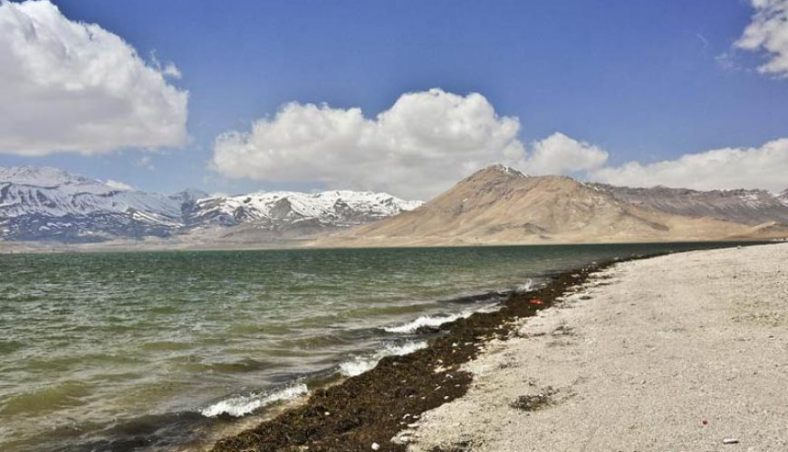 Choghakhor Lagoon Tour - Chahar Mahal and Bakhtiari