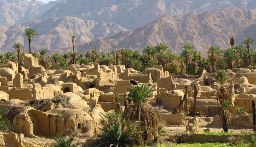 Esfahak Village - Tabas Nature Tour