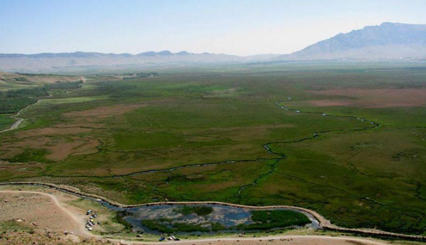 Gandoman Lagoon - Boroujen - Chahar Mahal Bakhtiari Province