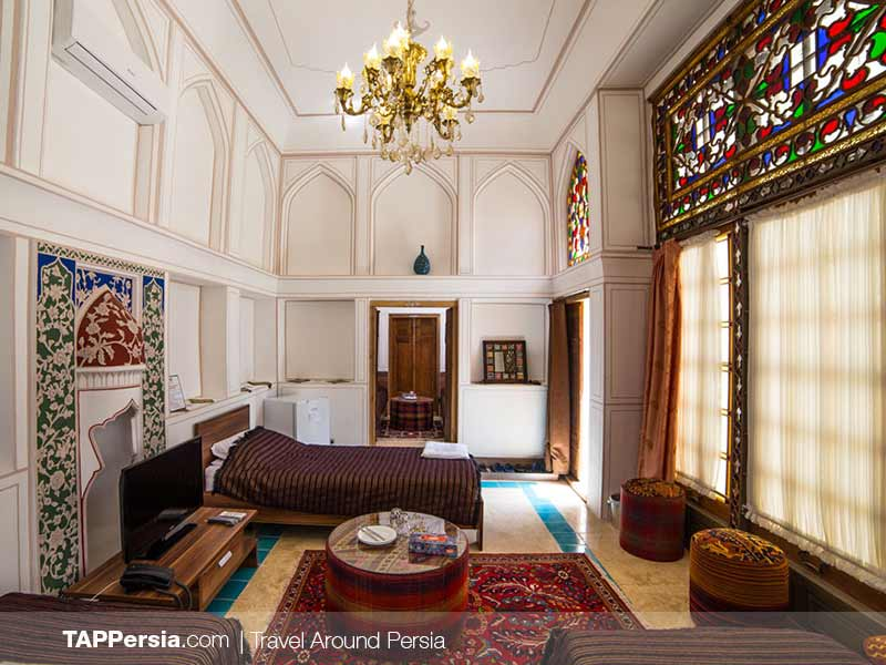 Kianpour Historical House - Best Hotels in Isfahan
