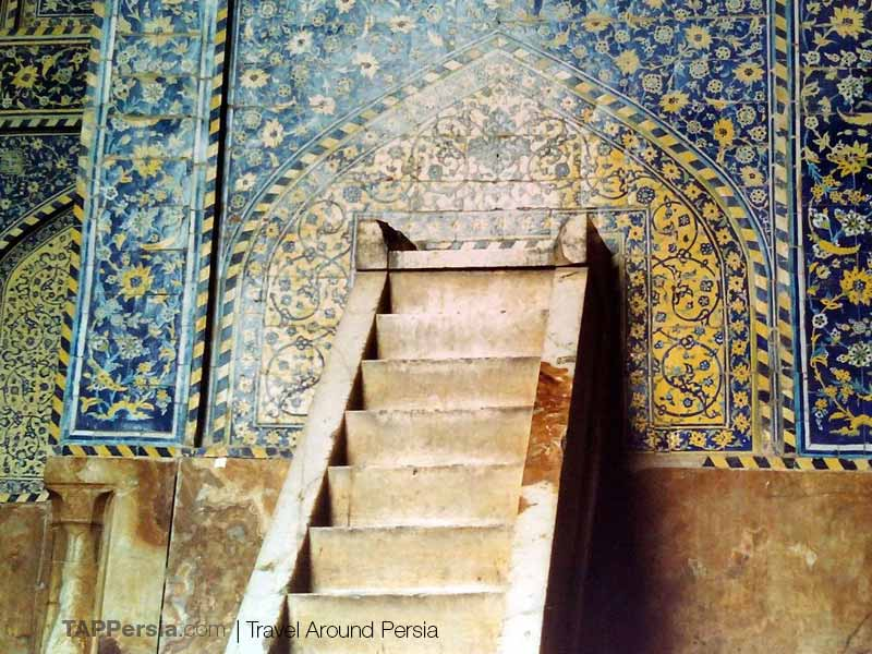 Mosques Minbar