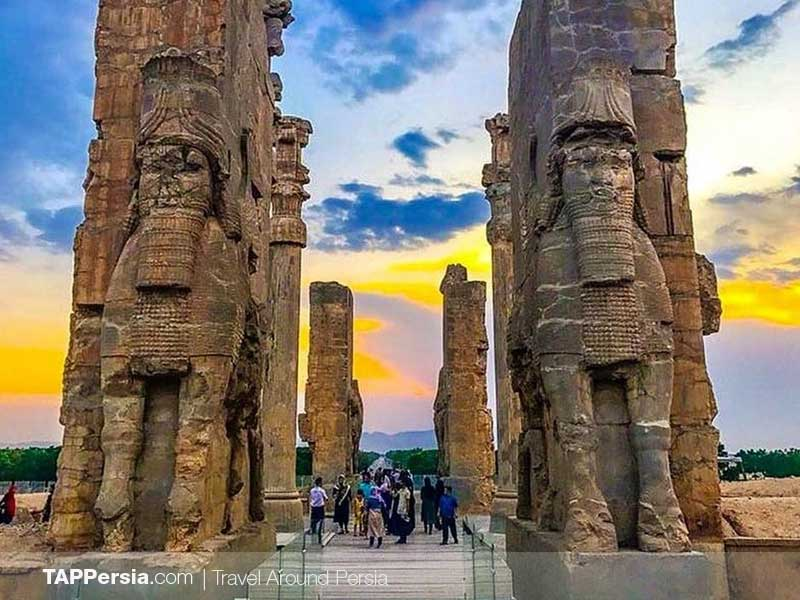 Persepolis Palace The Glory Of Persia Shiraz Attractions
