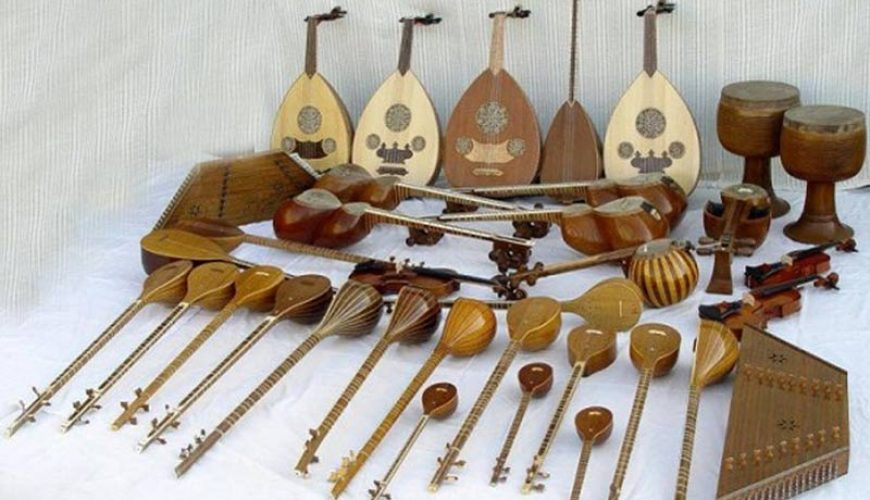 Iranian instruments - 10 Classical Persian Musical Instruments Still Used Today