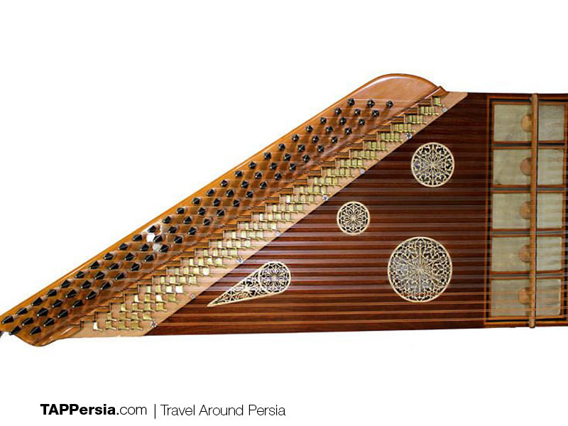 Qanun - 10 Classical Persian Musical Instruments Still Used Today