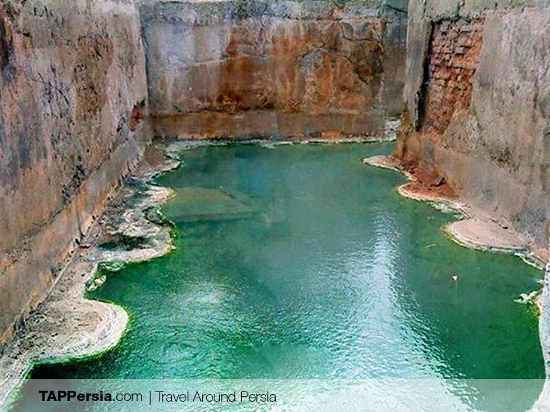 Ramsar Hot Springs - Iran's Natural Spas