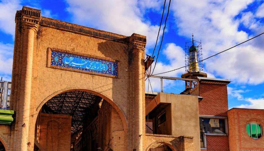 Tajrish Bazaar - Tehran Top Attraction
