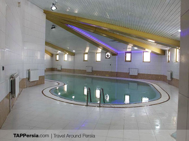 Takht-e Soleiman Hydrotherapy Complex - Iran's Natural Spas