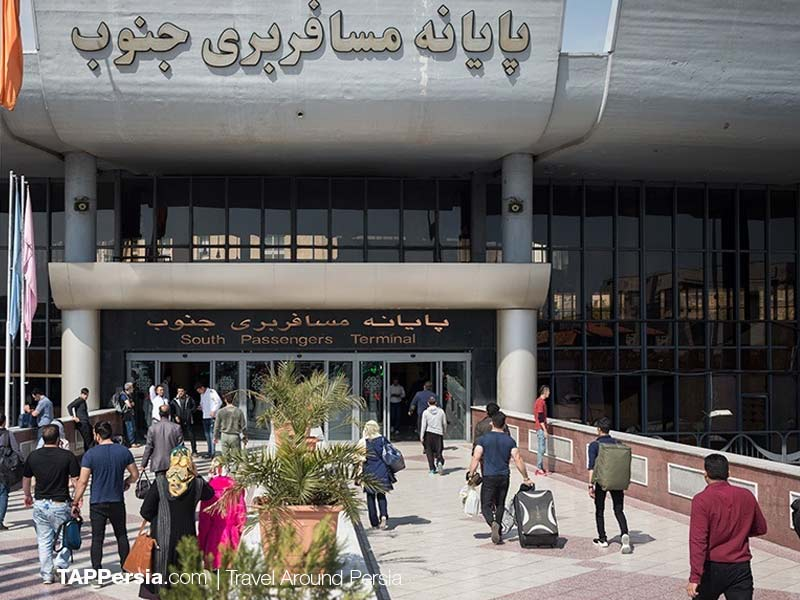 South Bus Terminal in Tehran - Cheap, Convenient and Reliable