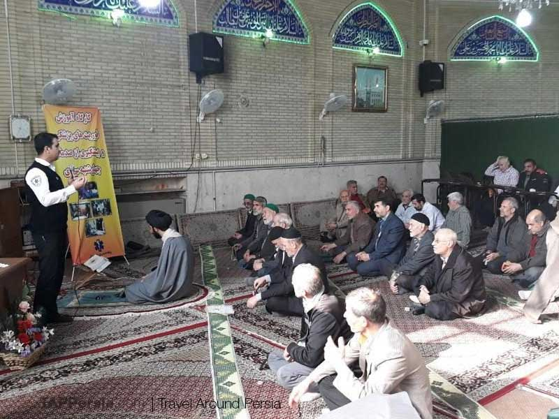 educational classes in mosques