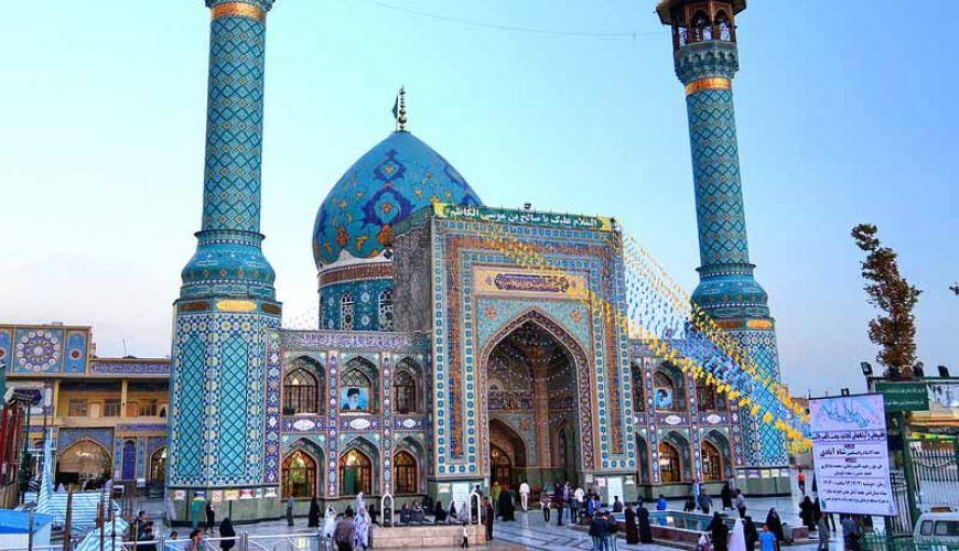 Big Mosques in Iran - the Symbols of Islamic Architecture