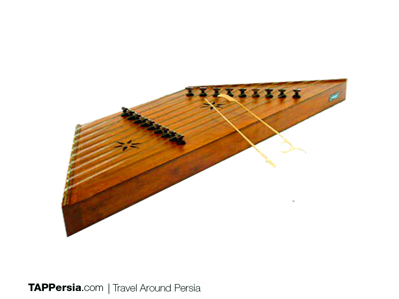 santur - 10 Classical Persian Musical Instruments Still Used Today