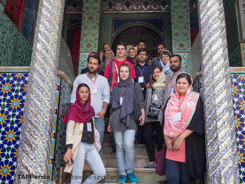 international students - to study in Iran