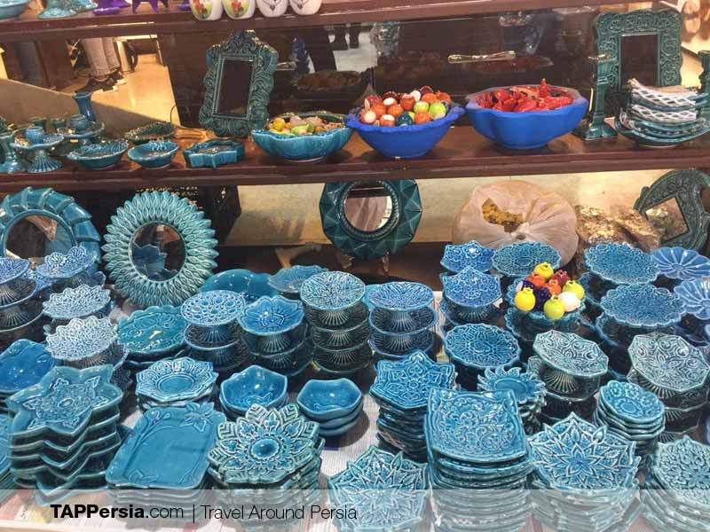 Tajrish Souvenir - Tehran Top Attraction