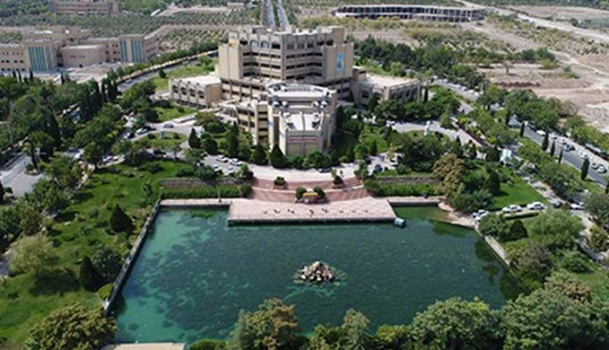 Isfahan University - Foreign Students Study in Iran