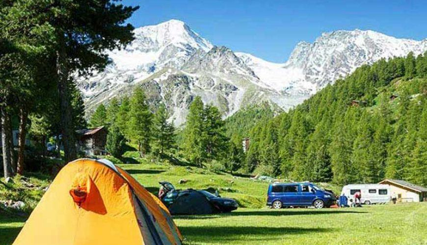 Camping Spots in Iran - A natural feast for the eyes