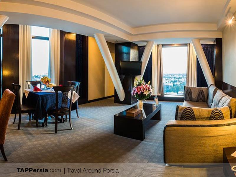 Chamran Grand Hotel - Best Hotels in Shiraz