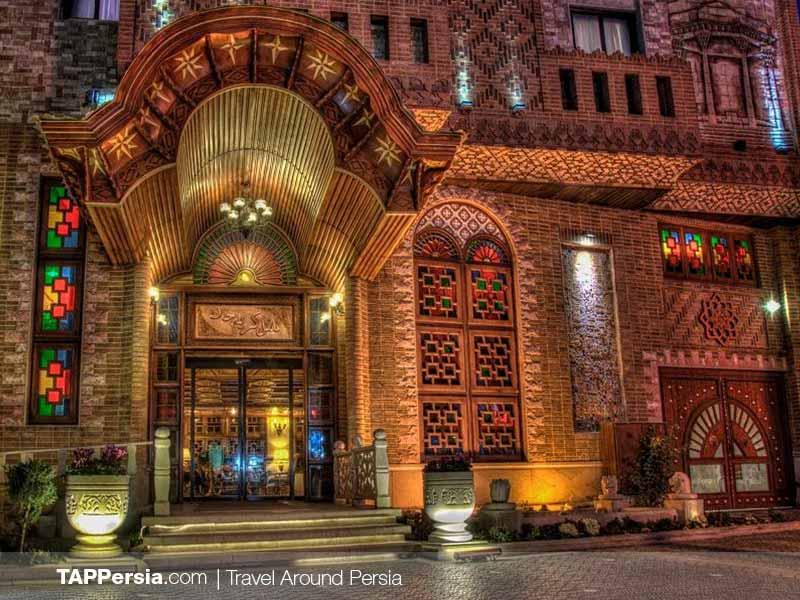 Best Hotels in Shiraz