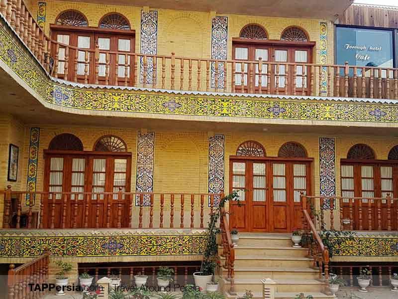 Forough Hotel - Best Hotels in Shiraz