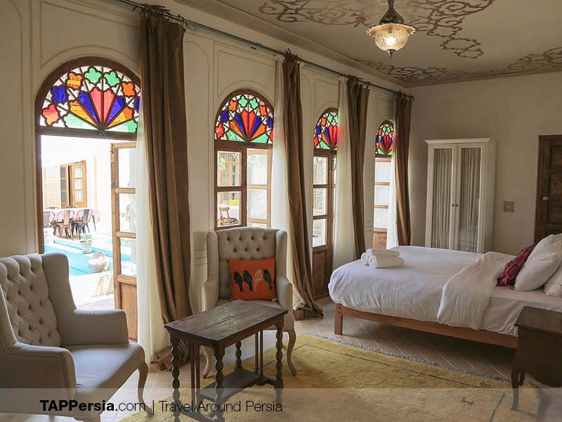 Panjdari Traditional House - Best Hotels in Shiraz
