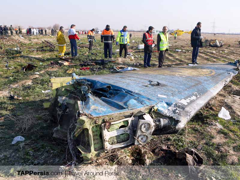 Ukraine Flight Crash Investigation