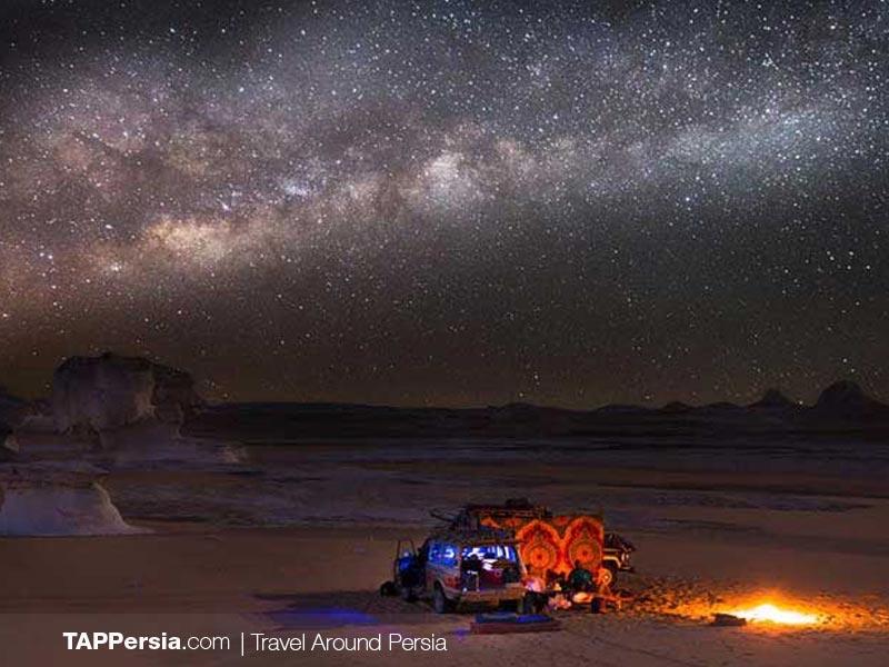 Mesr Desert Camp - Camping Spots in Iran