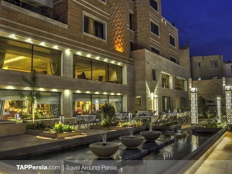 Zandiyeh Hotel - Best Hotels in Shiraz
