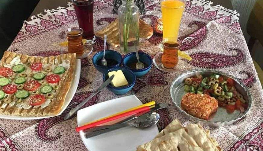 Iranian Breakfast - Try Persian Breakfast