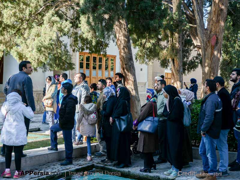 Kashan Tour - University of Isfahan