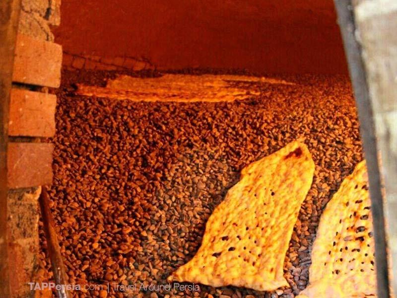 Nan Sangak - Iranian Bread