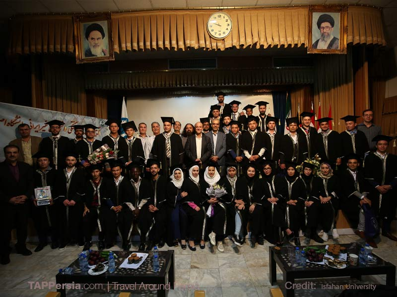 Graduation Ceremony - University of Isfahan