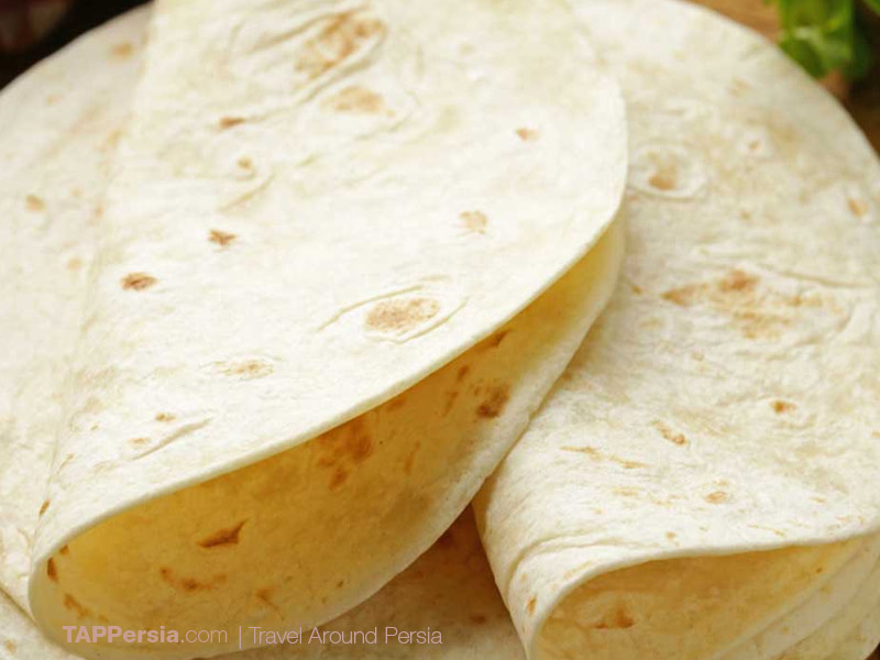 Nan Taftoon - Iranian Bread