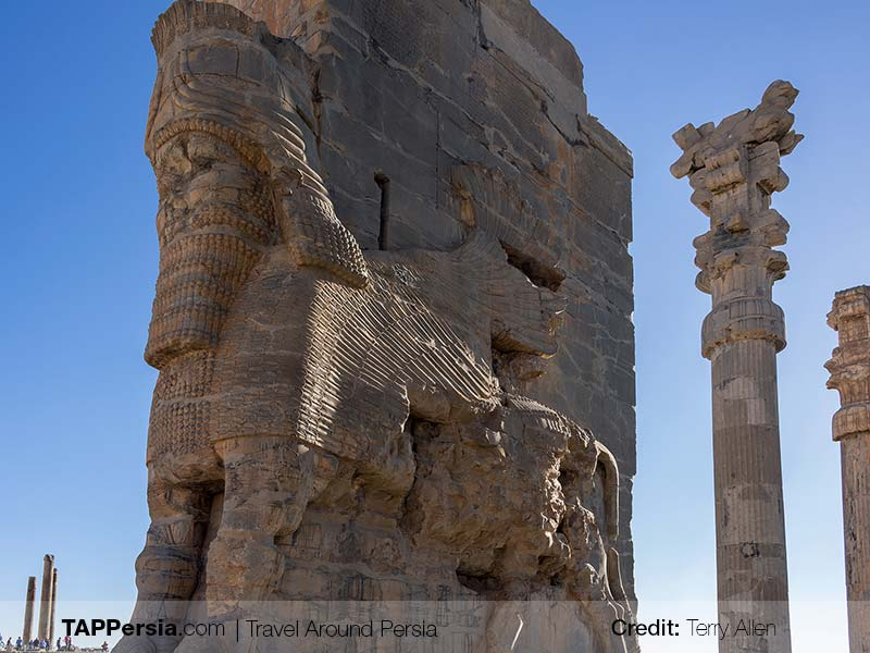Gate of All Nations - Persepolis