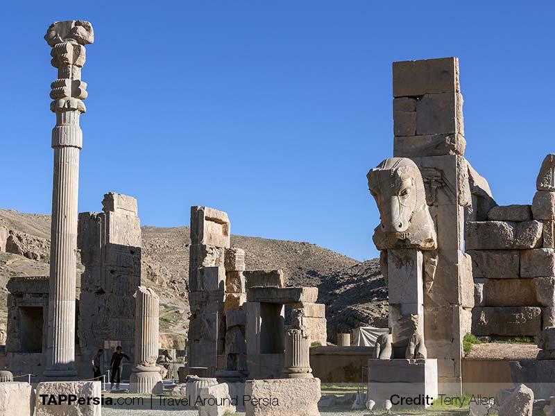 The Throne Hall - Persepolis