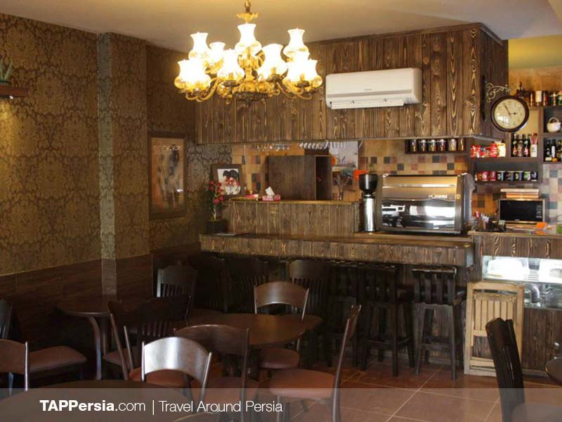 Feel Cafe Isfahan - Isfahan Cafes