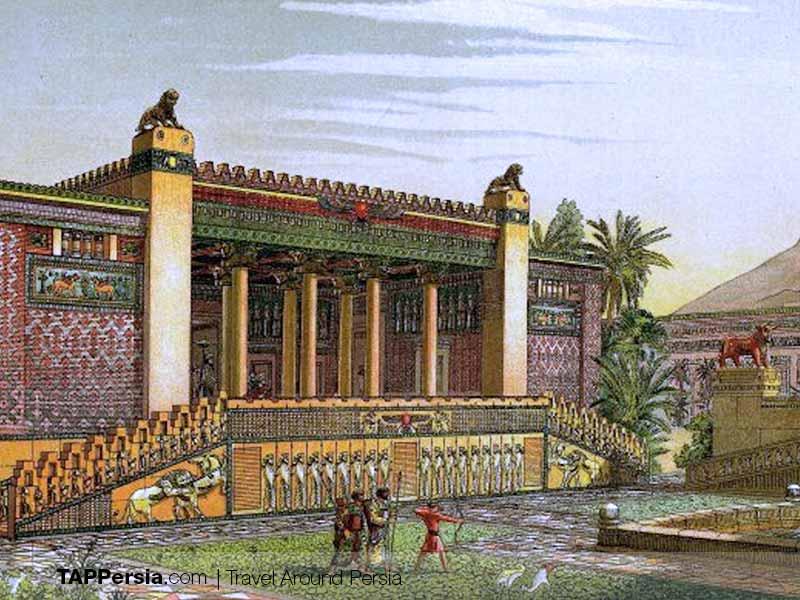 Persepolis - Takht-e Jamshid