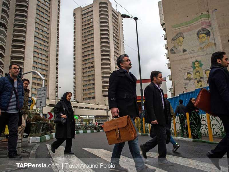 Apartment Life - Iran Style