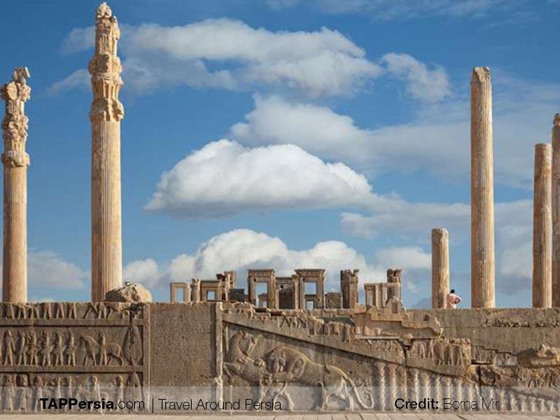 Apadana Palace - Persepolis