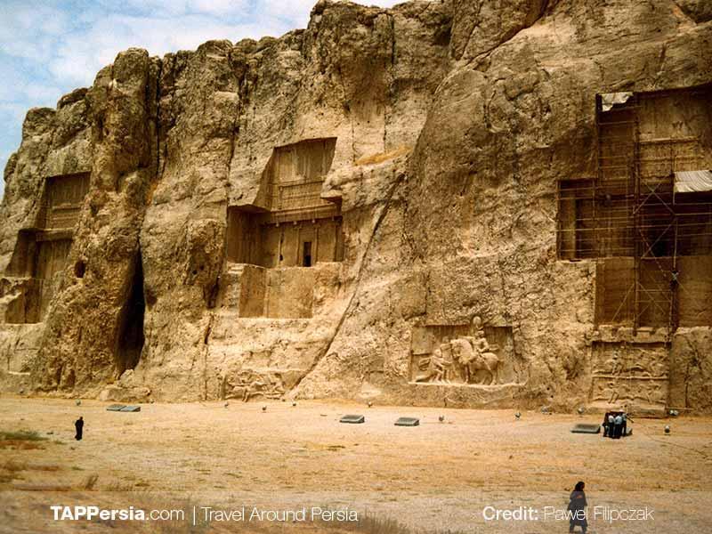 Necropolis - Naqsh-e Rostam